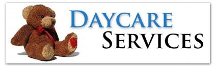 Daycare Banner