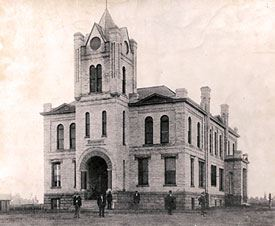 Historic Benton County Courthouse