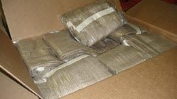 Image of box of Inflatable Sandbags