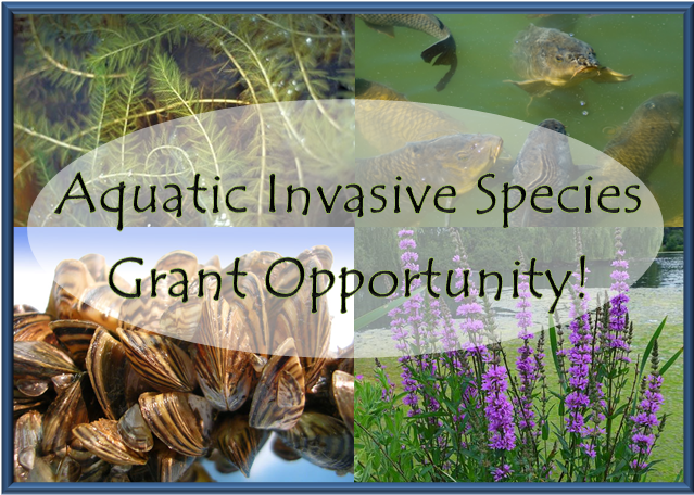 Aquatic and Invasive Species Grant Opportunity