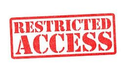 Restricted Access 2