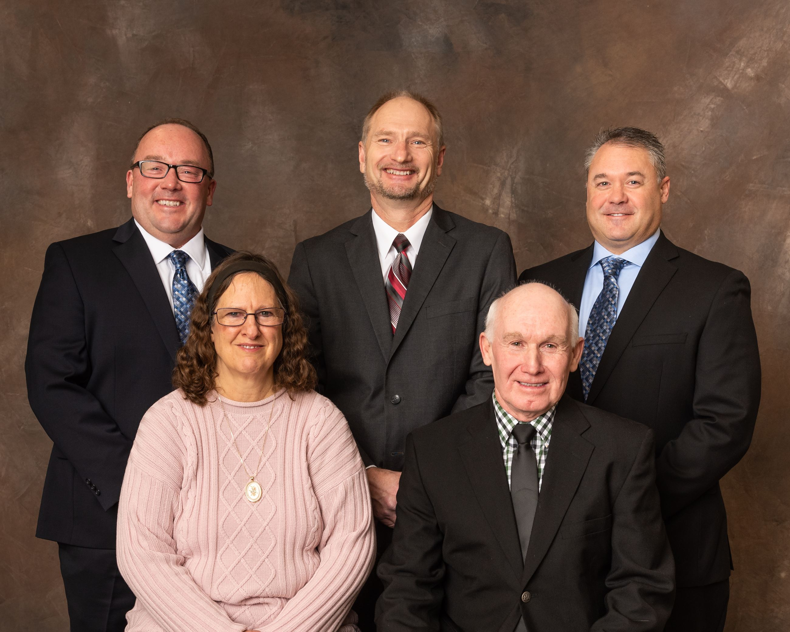 Benton County Commissioners Group Picture